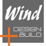 Wind Design + Build logo